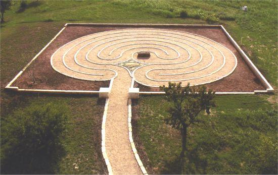 Labyrinth Photo